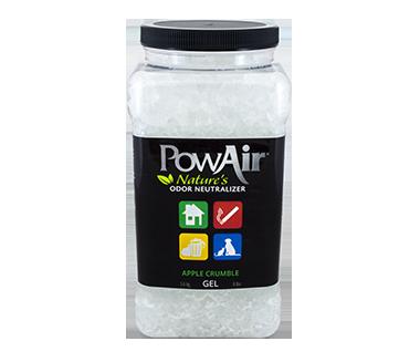 PowAir Gel 4 Litre Jar AC