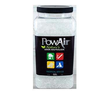 PowAir Gel 4 Litre Jar TB