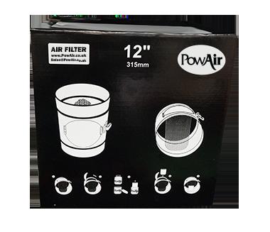 PowAir Air Filter Box
