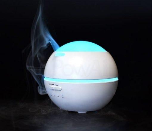 Misting Dome diffusore per ambienti nebulizzatore per ambienti diffusore oli essenziali diffusore per la casa diffusore profumo