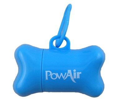 Powair poop bag dispenser sacchetto monouso raccogli feci sacchetto usa e getta per animali sacchetti cacca cane sacchetti raccogli feci (3)