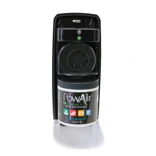 powair block neutralizzatore di odore a base di oli essenziali in cera solida profuma ambienti in cera profumo auto elimina odori animali dispenser 3